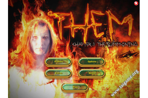 THEM: The Summoning - Download Free Full Games | Hidden ...