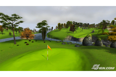 Golf: Tee It Up Screens... | PlayStation Universe