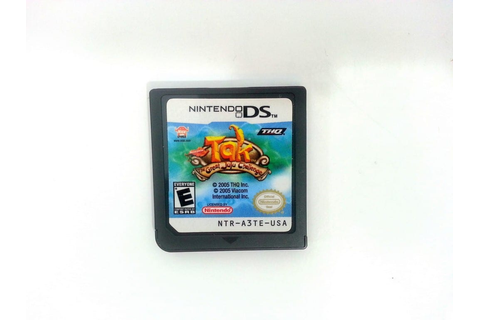 Tak the Great Juju Challenge game for Nintendo DS (Loose ...