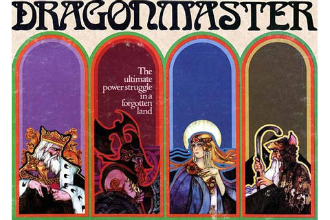 Dragonmaster is a card game produced by Milton Bradley in ...
