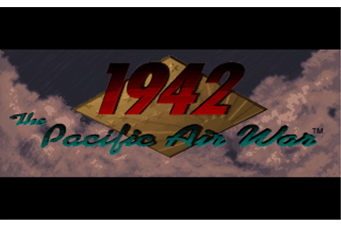 1942: The Pacific Air War | Old MS-DOS Games | Download ...