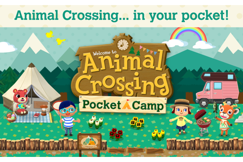 Animal Crossing: Pocket Camp - Android Apps on Google Play