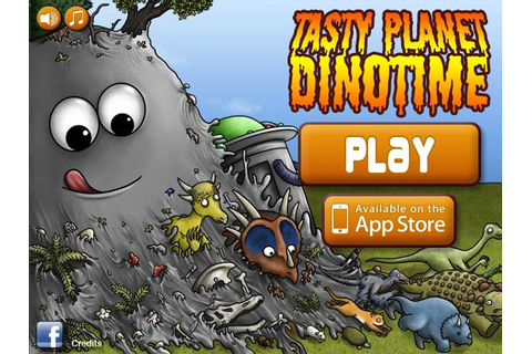 Tasty Planet: DinoTime Hacked (Cheats) - Hacked Free Games