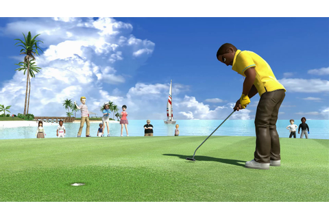 PS4 Everybody's Golf - Game Trailer - YouTube