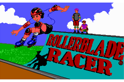 Download Rollerblade Racer - My Abandonware