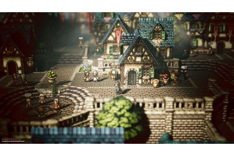 Octopath Traveler (PC) Recensione - Gamereactor