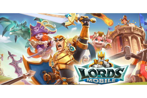 Lords Mobile on PС - Download game with BlueStacks