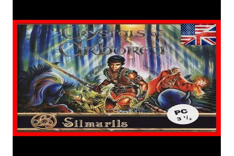 Crystals of Arborea 1990 PC - YouTube