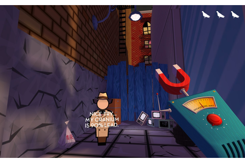 Jazzpunk (PC) :: Games :: Reviews :: Paste