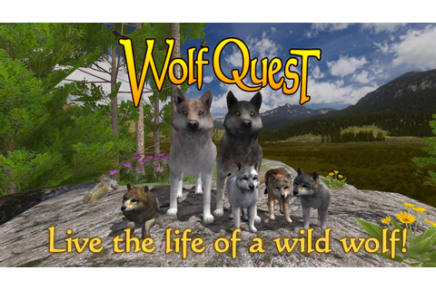 WolfQuest for Android - APK Download
