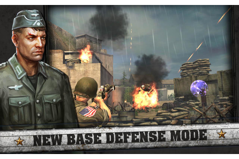 FRONTLINE COMMANDO: D-DAY - Android Apps on Google Play