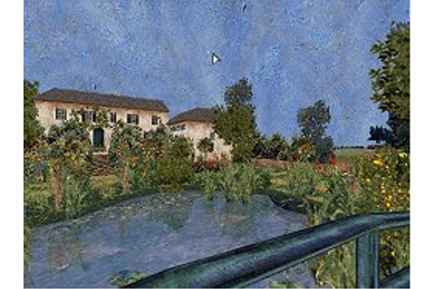 Monet: The Mystery of the Orangery on Qwant Games