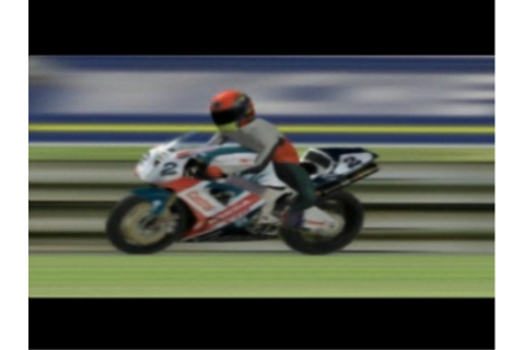 CASTROL HONDA WORLD SUPERBIKE TEAM VTR - (PAL)