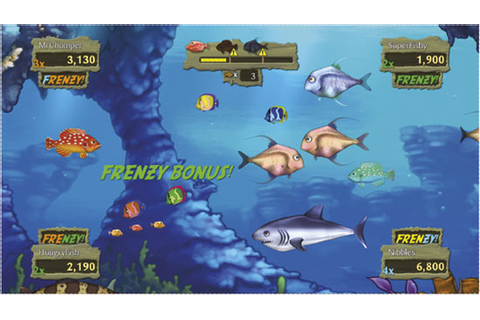 FREE DOWNLOAD GAME Feeding Frenzy 2: Shipwreck FULL (PC ...