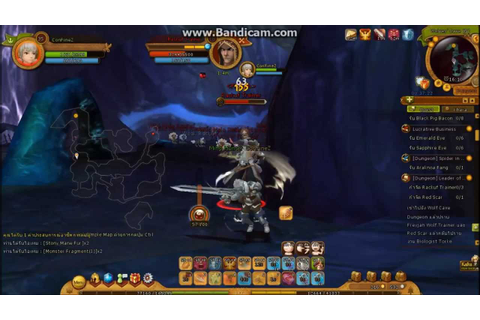 Ragnarok Online 2 Legend Of The Second - Warrior Gameplay ...