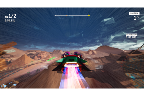 Redout - PS4 Review - PlayStation Country