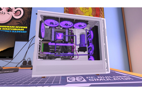 PC Building Simulator - Download - Free GoG PC Games