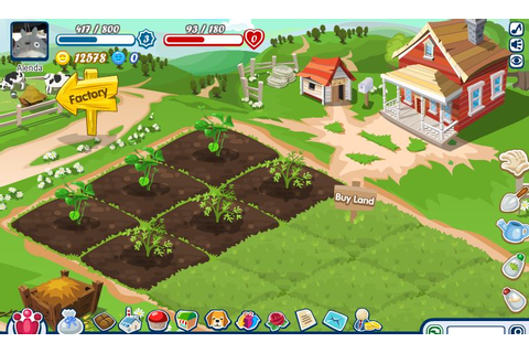 Happy Farm | Growing Games