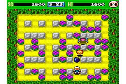 Bomberman '93 Review for TurboDuo (1992) - Defunct Games