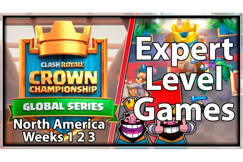 CCGS - Expert level games - North America - YouTube