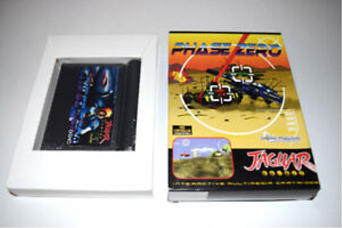 Phase Zero Demo Atari Jaguar New in Box | eBay