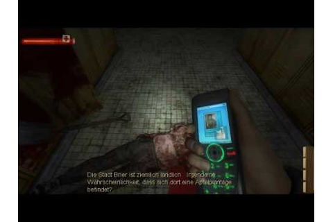 Condemned: Criminal Origins Gameplay (PC) - YouTube