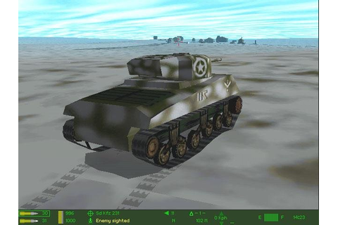 Panzer Commander (1998) - PC Review and Full Download ...