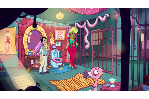 Leisure Suit Larry: Wet Dreams Don't Dry coming to PS4 ...