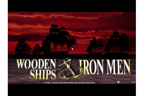 Wooden Ships & Iron Men gameplay (PC Game, 1996) - YouTube
