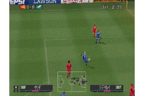 J.League Jikkyou Winning Eleven 2000 2nd (2000) by Konami ...