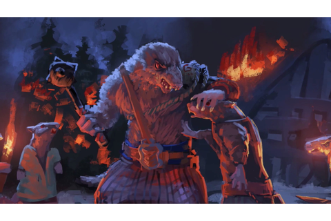 The Lost Legends of Redwall • The Scout • Download Today