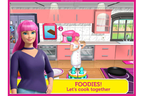 Barbie Dreamhouse Adventures for Android - Download