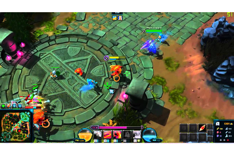 Strife GAMEPLAY - 2015 MOBA REVIEW - YouTube