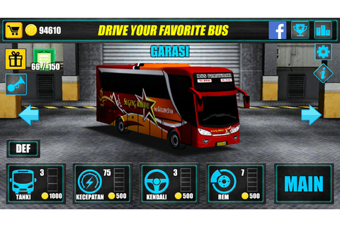 Telolet Bus Driving 3D - Android Apps on Google Play