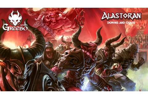 Fantasy Football: Alastoran - Demons and Chaos by Greebo ...