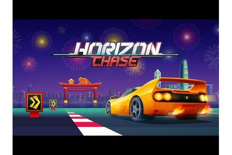 Horizon Chase - World Tour - Racing Car Games for Kids ...