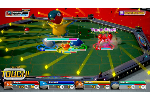 Review: Pokemon Rumble U