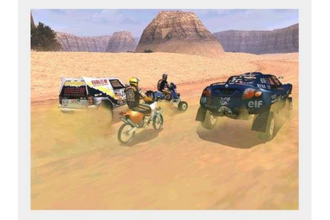 Paris - Dakar Rally - Games.cz