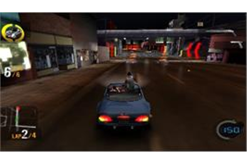 Street Riders - Sony PSP - Games Database