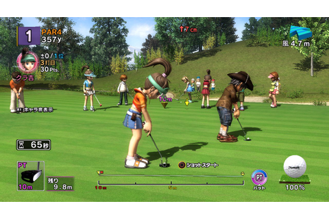 Everybody's Golf: World Tour (PS3 / PlayStation 3) News ...