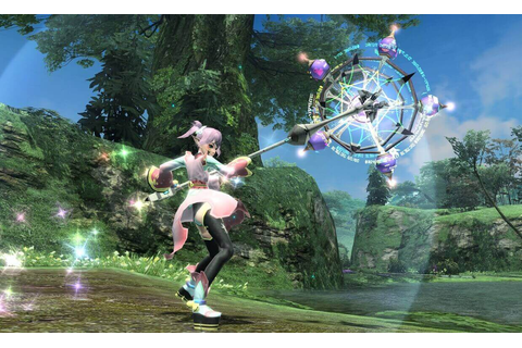 Phantasy Star Online 2 Coming to PS4 2016 - URBAN GAMEPLAY