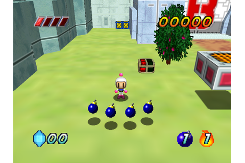 Bomberman Hero Screenshots | GameFabrique