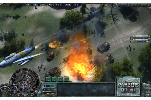 Codename: Panzers – Cold War - FAILMID