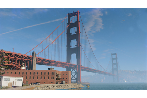 Golden Gate Bridge | Watch Dogs Wiki | FANDOM powered by Wikia