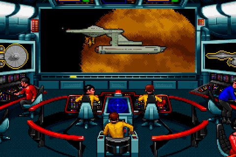 Three classic Star Trek games come to GOG.com - Polygon