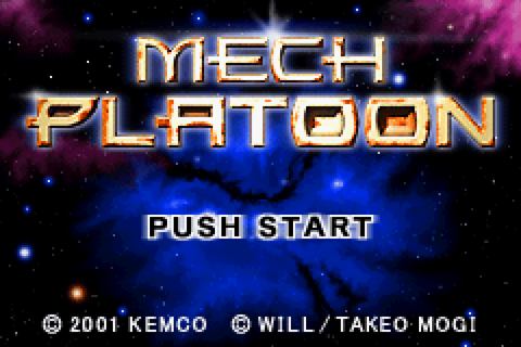 Mech Platoon Download Game | GameFabrique