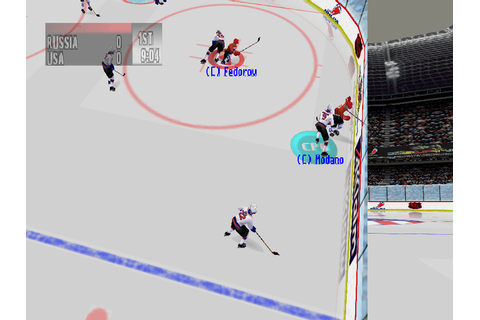 NHL Breakaway '99 Screenshots | GameFabrique