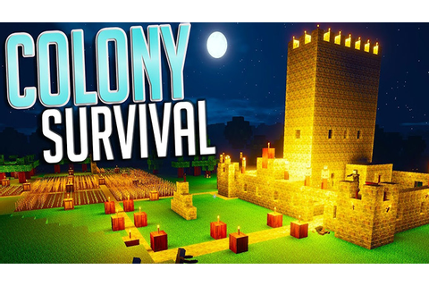 Colony Survival Full Free Game Download - Free PC Games Den