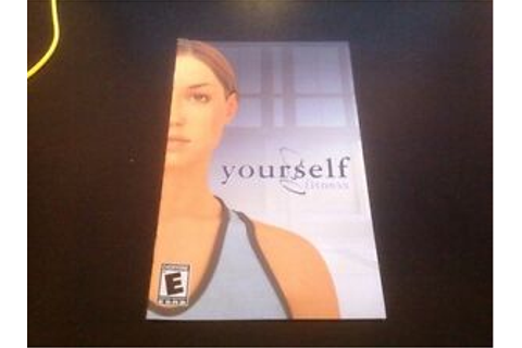 (NO GAME) YOURSELF FITNESS --- Ps2 Instruction Book Manual ...
