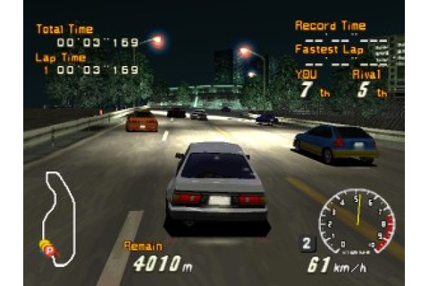 Racing Lagoon (Japan) ISO